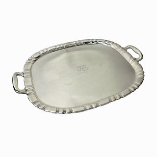 Rare Tiffany & Co Sterling Silver Tray