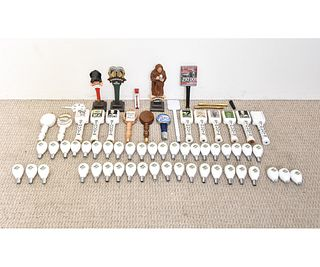Stoudt's Beer Tap Collection