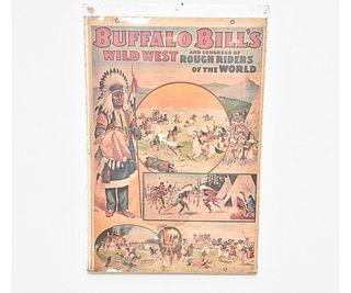 Poster - Buffalo Bill's Wild West