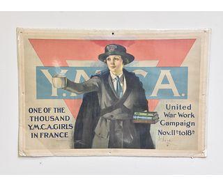 Poster - World War I YMCA