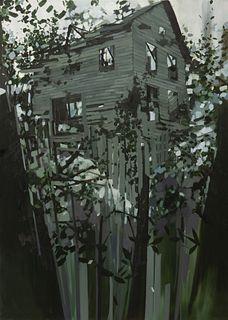Ben Grasso (American, b. 1979) Adaptation, 2011