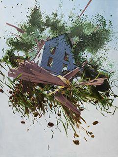 Ben Grasso (American, b. 1979) Caution, 2011