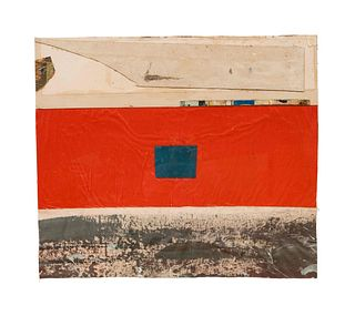 Marvin Lowe (American, 1927-2010) Red Limit, 1978