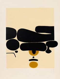 Victor Pasmore (British, 1908-1998) Untitled, 1980