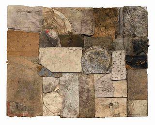 Robert Nickle (American, 1919-1980) Untitled (#80702), 1972-73