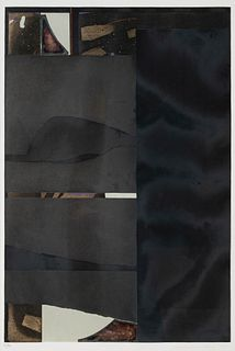 Louise Nevelson (American, 1899-1988) Untitled, 1975