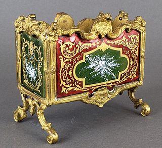 Viennese Enamel Box