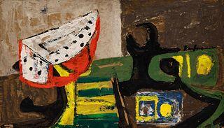 Robert Kaufmann (American, 1913-1959) Watermelon, 1955
