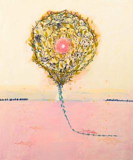 Amy Sillman (American, b. 1966) Prize, 1997