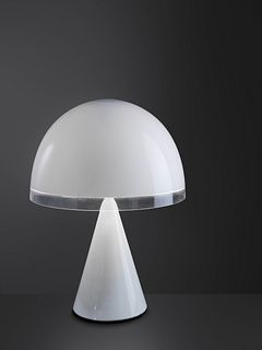 iGuzzini Italy, Mid 20th Century Baobab Table Lamp