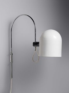 Modernist  Mid 20th Century Articulated Wall Light