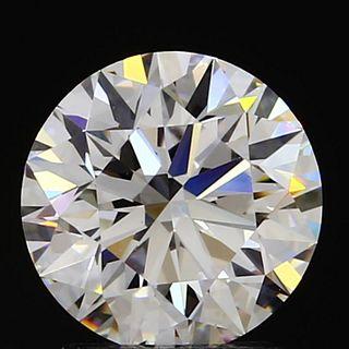 1.7 ct., G/VVS1, Round cut diamond, unmounted, IM-158-026-09