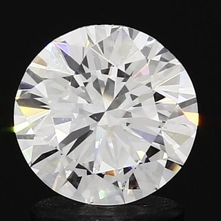 1.3 ct., D/IF, Round cut diamond, unmounted, PP4192