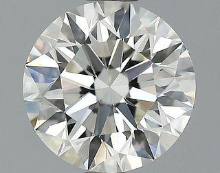 1.3 ct., I/VVS1, Round cut diamond, unmounted, PK1503-01