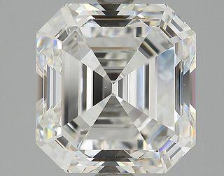 3.22 ct., G/VVS2, Emerald cut diamond, unmounted, GSD-0026