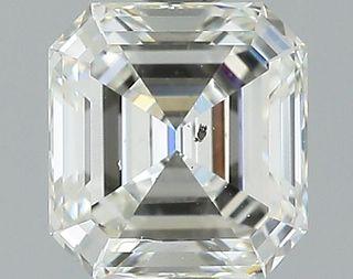 1.1 ct., I/SI1, Emerald cut diamond, unmounted, GSD-0080