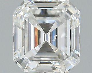 1.01 ct., E/SI1, Emerald cut diamond, unmounted, GSD-0128