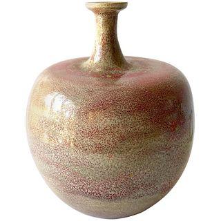 William and Polia Pillin California Studio Pottery Large Scale Vase