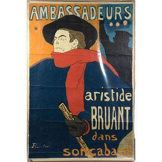 Henri de Toulouse-Lautrec/Ambassadeurs