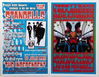 (39) Rock Posters by Dennis Loren