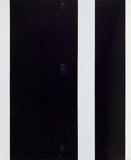 Newman, Barnett The Stations of the Cross. Lema Sabachthani. New York, The Solomon R. Guggenheim Foundation, 1966. 39 S., 2 Bl. 4°. OKt. (berieben, et