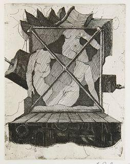 Flaubert, Gustave Jules und Henry oder die Schule des Herzens. Übertragung von E. W. Fischer. Mit 25 Orig.-Radierungen (13 ganzs., 12 im Text) und 1 s