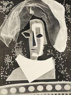 Picasso u. André Villers, Pablo Diurnes. Découpages et Photographies. Text de Jacques Prévert. Mit 30 Phototypien nach Montagen von von Picasso und Vi