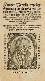 Lavater, Ludwig Von Gespänsten, unghüren, fälen, und anderen wunderbaren dingen, so merteils wenn die menschen sterben söllend, oder wenn sunst grosse