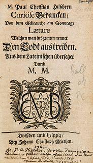 Rango, Konrad Tiburtius Brevis, De Origine & Progressu Syncretismi a Mundo condito, Historia. das ist/ Historische Beschreibung Der Religions-Mengerey
