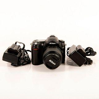 Nikon DSLR CAMERA D50
