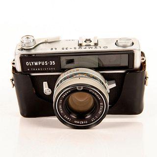 Olympus 35 LE Film Camera