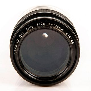 Nikkor-O.C 135mm Lens for Nikon