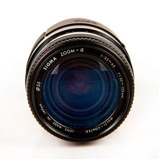 Sigma Multi-Coated Zoom Lens 35-135