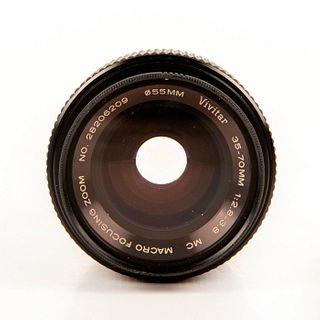 Vivitar Lens 35-70mm Macro Focusing Zoom