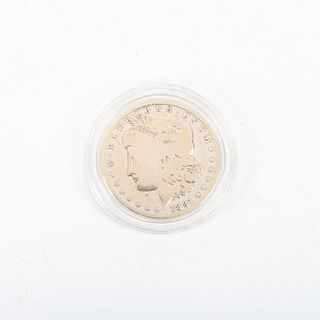"""1891 """"O"""" Morgan Dollar Silver Coin"""
