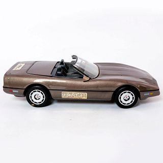 Gray 1986 Corvette Pace Car Beam Decanter