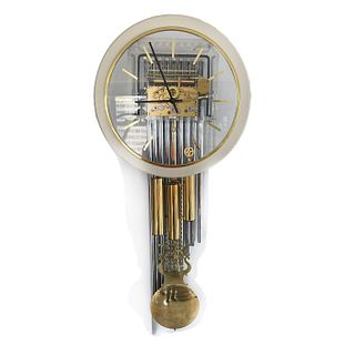 Howard Miller Focal Point Chiming Wall Clock 62779