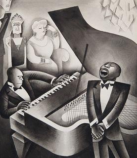 MIGUEL COVARRUBIAS (MEXICAN 1904-1957)