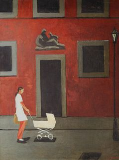 ALEKSANDR DEINEKA (RUSSIAN 1899-1969)