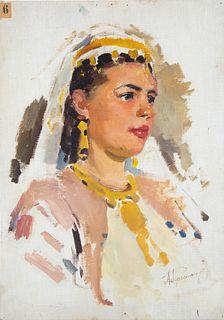 ALEKSANDR GERASIMOV (RUSSIAN 1881-1963)