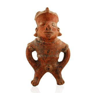 200 BC-200 AD COLIMA STANDING FIGURE, STATE OF COLIMA, WEST MEXICO