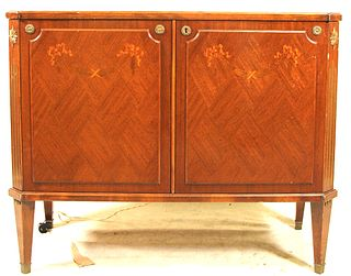 VINTAGE STEREO CONSOLE CABINET