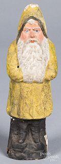 Composition Belsnickle Santa Claus, late 19th c.