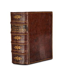 Marperger, Paul Jacob Vollständiges Küch- und Keller-Dictionarium, in welchem allerhand Speisen und Geträncke, bekannte und unbekannte, gesunde und un