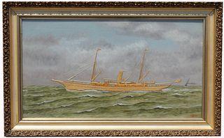 """Thomas Willis (Denmark, NY, 1850 - 1925) """"Corona"""""""