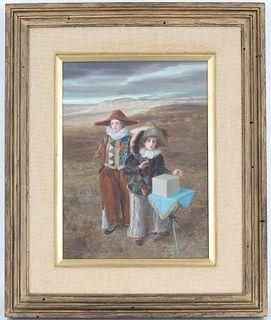 "Claude Harrison (UK, 1922 - 2009) ""Magic Box"""