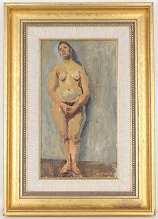 Raphael Soyer (New York, 1899 - 1987)