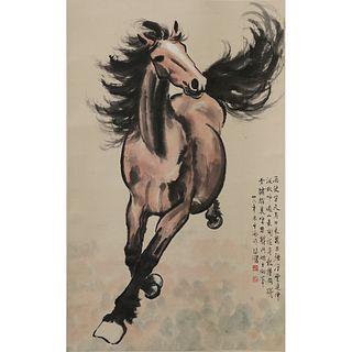 HORSE, XU BEIHONG
