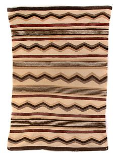 New Mexico, Chinle Revival Textile, ca. 1930-1950