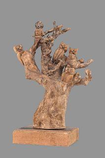 Ben Ortega, Tree of Owls